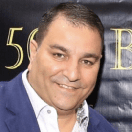 Eddie Fahmy of A2z Restaurant Consulting