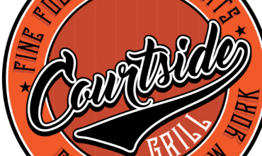 Courtside grill logo